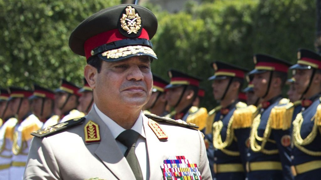 Egypt's army chief: Sadat appeared to me, and told me I'd be ...
