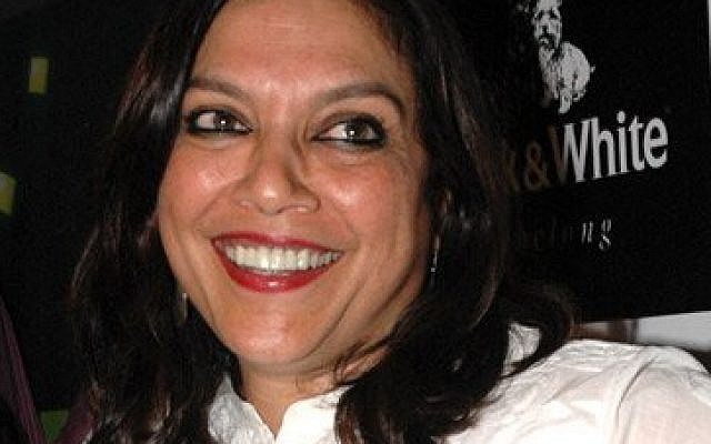 Director Mira Nair (photo credit: CC BY  	Bollywoodhungama.com, Wikimedia Commons)
