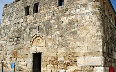 Citadel (photo credit: Naama Bar-Am)