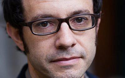 Author Ben Urwand (photo credit: courtesy)
