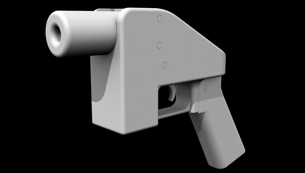 3d printed gun download link