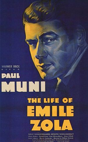 'The Life of Emile Zola'