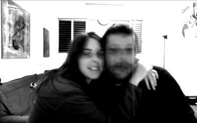 Tal and Omer Golan (photo credit: courtesy)