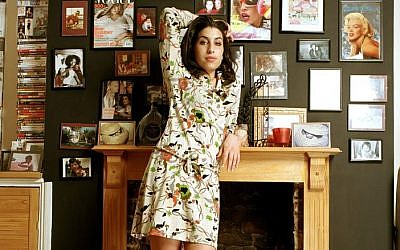 "The late Amy Winehouse is the subject of Asif Kapadia's emotional documentary ""Amy."" (Mark Okoh, Camera Press)"