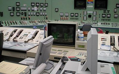 Control room of a nuclear power station (photo credit: CC BY Flickr/kawamoto takuo)