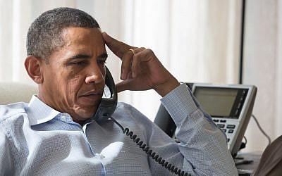 President Barack Obama, August 2013 (photo credit: White House, Flickr)