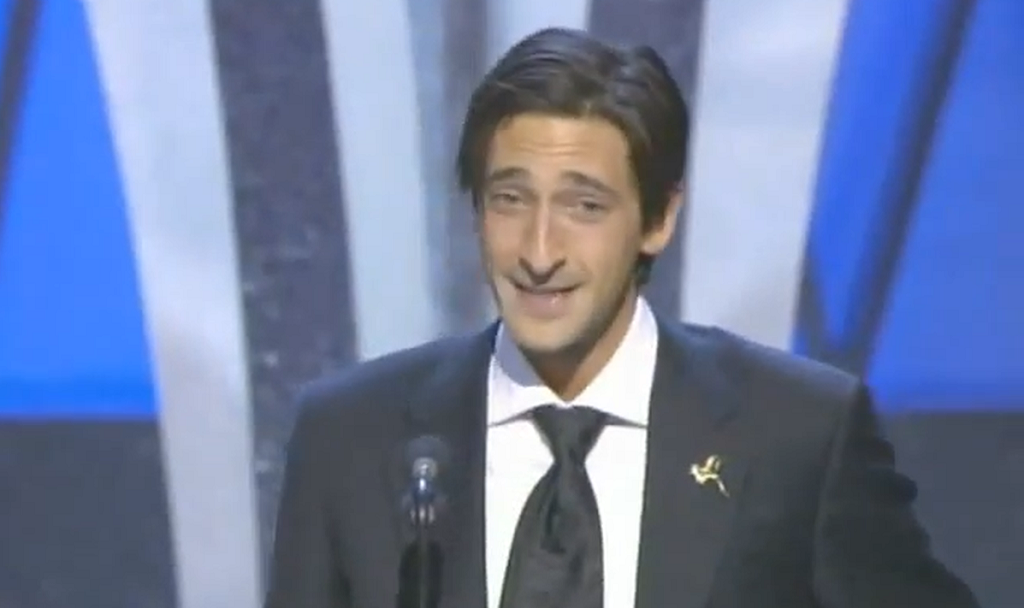 Adrien Brody to play Houdini | The Times of Israel