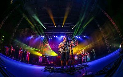 Rebelution's goal is to spread 'good vibes.' (photo credit: courtesy)