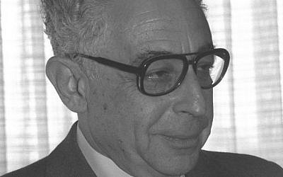 Yitzhak Berman (photo credit: Courtesy/Government Advertising Office)