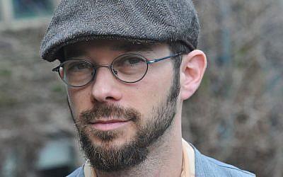 David Harris-Gershon (photo credit: Pittsburgh Post-Gazette/JTA)