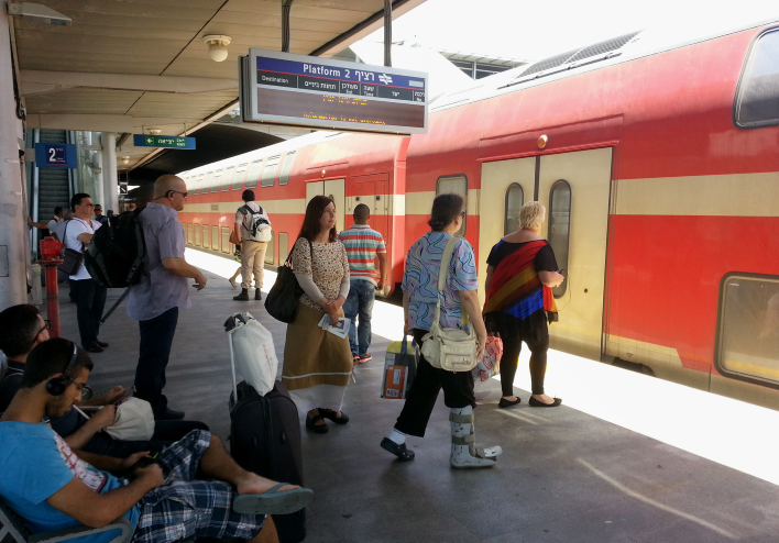 Rehovot train station briefly evacuated over bomb scare The Times