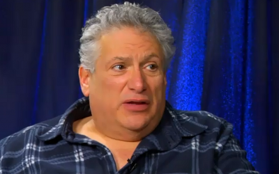 """In a New York Times op-ed, actor and playwright Harvey Fierstein argued that the would be repeating the mistake of 1936 by not boycotting next year's Russian-hosted Olympics. """"There is a price for tolerating intolerance,"""" he wrote. (YouTube)"""