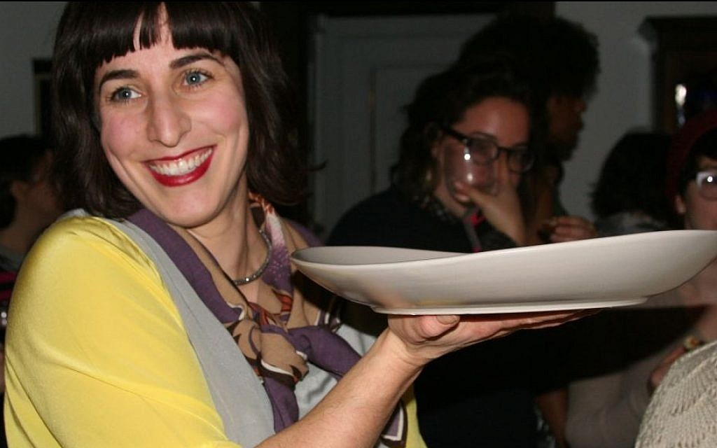 Hostess with the mostest Itta Werdiger-Roth. (photo credit: courtesy)