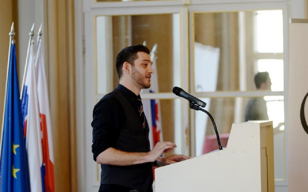 """""""I've learned more in the last four years than in my whole life,"""" says Muslim-Jewish Conference founder Ilja Sichrovsky. (Courtesy of the Muslim-Jewish Conference)"""