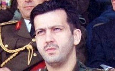 Maher Assad (photo credit: Wikipedia Commons / m.nadaff)