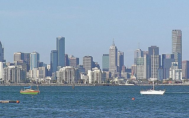 Melbourne, Australia (Wikimedia Commons/Donaldytong/File)