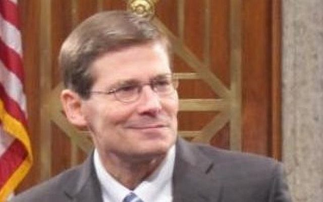 Outgoing Deputy Director of the Central Intelligence Agency Michael Morell. (Photo credit: Wikipedia)