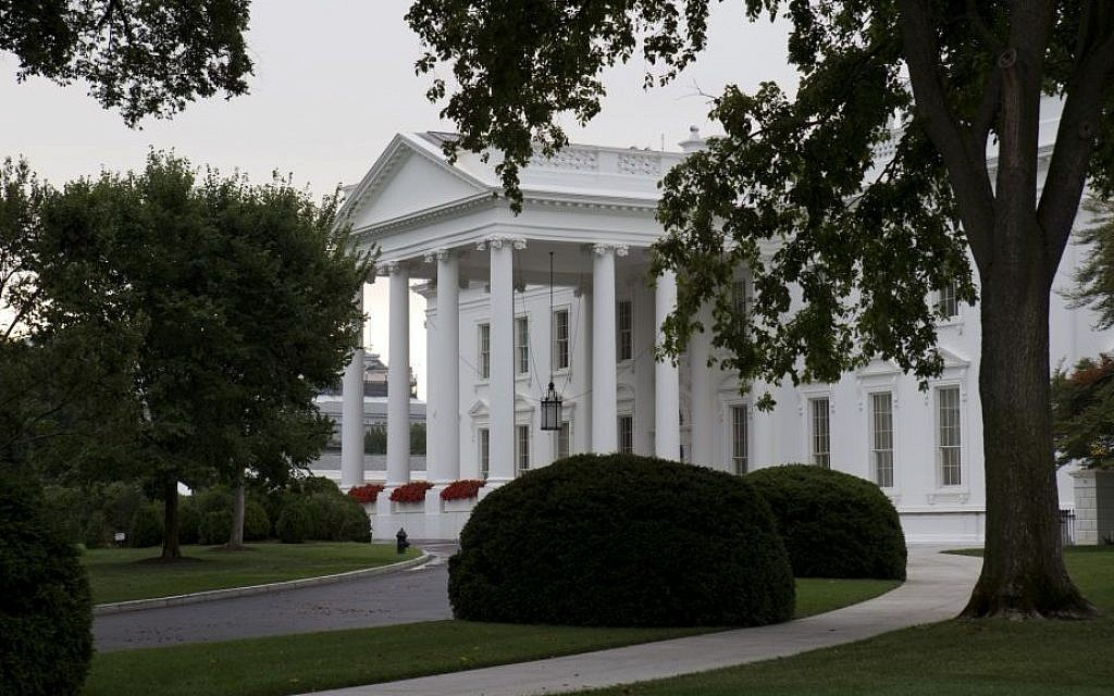 The White House, Washington, DC (AP/Jacquelyn Martin)