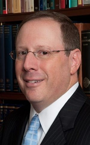 Hebrew Union College head Rabbi Aaron Panken (photo credit: JTA/Hebrew Union College-Jewish Institute of Religion)