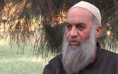 Mohammed al-Zawahri (photo credit: YouTube screenshot)