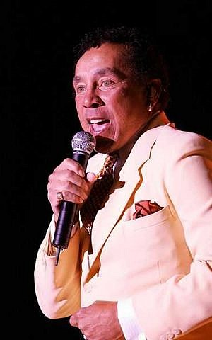 Smokey Robinson (photo credit: Dwight McCann / Chumash Casino Resort / Wikipedia Commons)