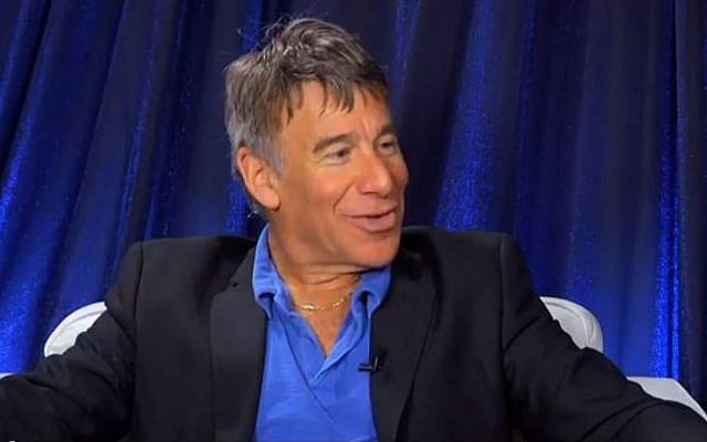 Broadway composer Stephan Schwartz (photo credit: YouTube screenshot)