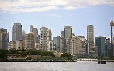 Sydney, Australia (photo credit: Wikimedia Commons/russavia/File)