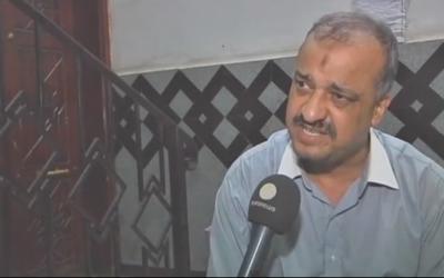 Muslim Brotherhood leader Mohammed el-Beltagy (screenshot: YouTube)