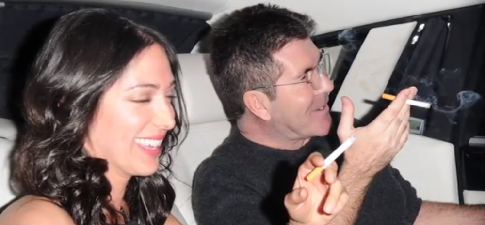 Cowell Was Unaware Of Lovers Pregnancy The Times Of Israel