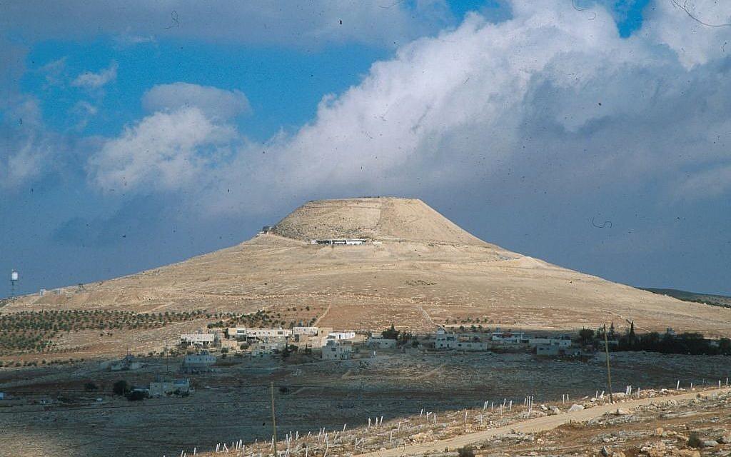 Herodian National Park (photo credit: Shmuel Bar-Am)