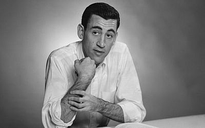 'Catcher in the Rye' author J.D. Salinger. (photo credit: public domain)