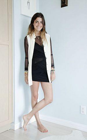 Leandra Medine, aka, 'The Man Repeller,' a fashion blogger (Courtesy The Man Repeller)