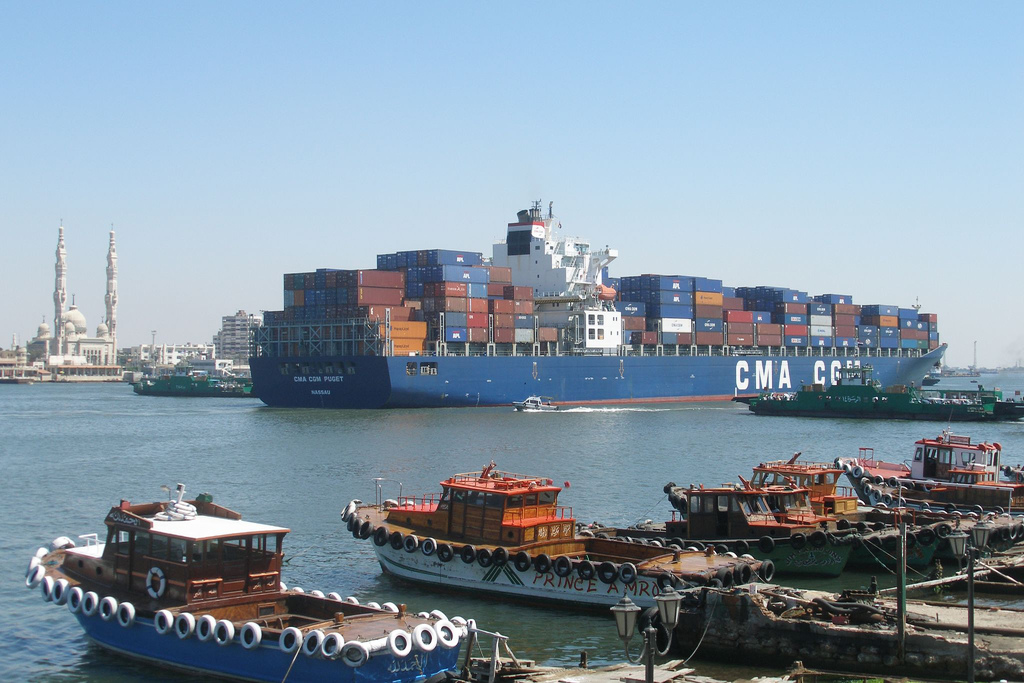 North Korean ship smuggling huge weapons cache seized in Egypt