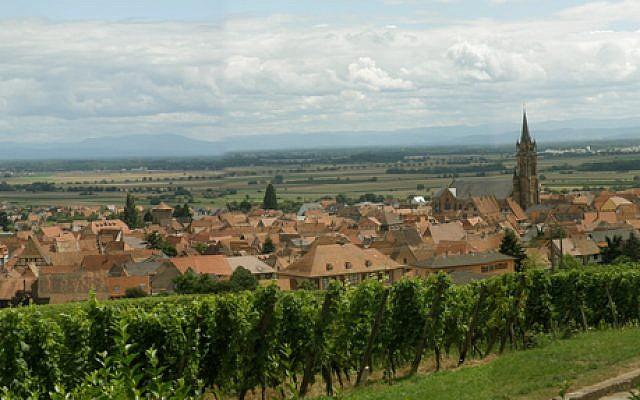 Dambach-la-Ville. (photo credit: CC BY OliBac, Flickr)