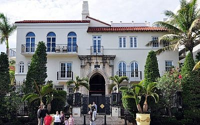 The Versace mansion, purchased by the Israeli-born Nakash brothers. (photo credit: Wikimedia Commons/Chensiyuan CC BY-SA 2.5)