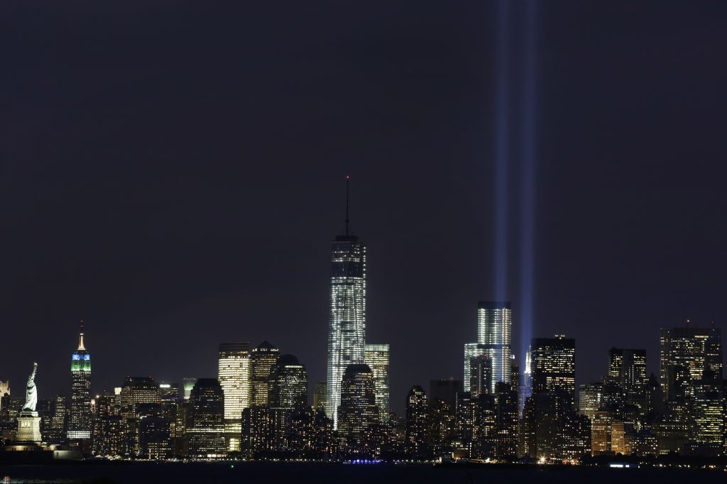 9 11 Anniversary To Be Marked With Tributes The Times Of Israel