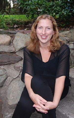 Author Dara Horn (photo credit: Brendan Schulman)
