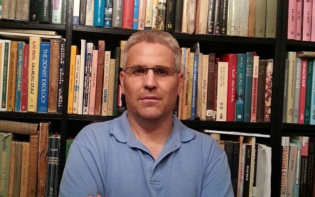 Prof. Gur Alroey (photo credit: courtesy Ruderman Family Foundation)