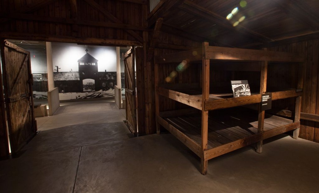 Holocaust Museum barracks going back to Poland | The Times ...
