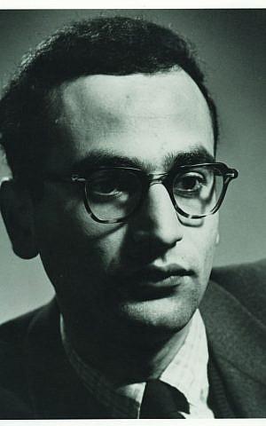 Archival photo of John Hirsch. (photo credit: courtesy of Manitoba Theatre Center)