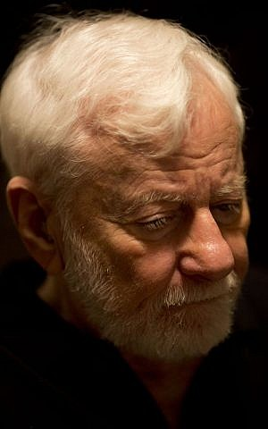 Uri Avnery (photo credit: AP/Ariel Schalit)