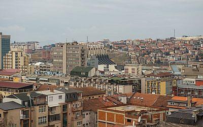 Pristina, Kosovo (Arild Vågen/Wikimedia Commons/File)