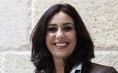 Likud MK Miri Regev (photo credit:  Kobi Gideon / Flash90)
