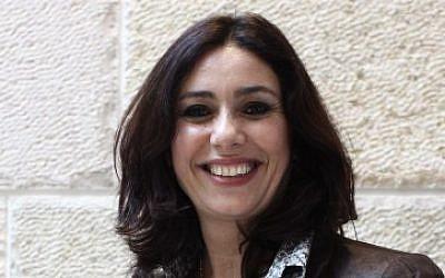 Likud MK Miri Regev (photo credit:  Kobi Gideon / Flash90)