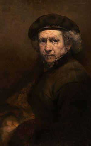 Rembrandt van Rijn (photo credit: public domain)