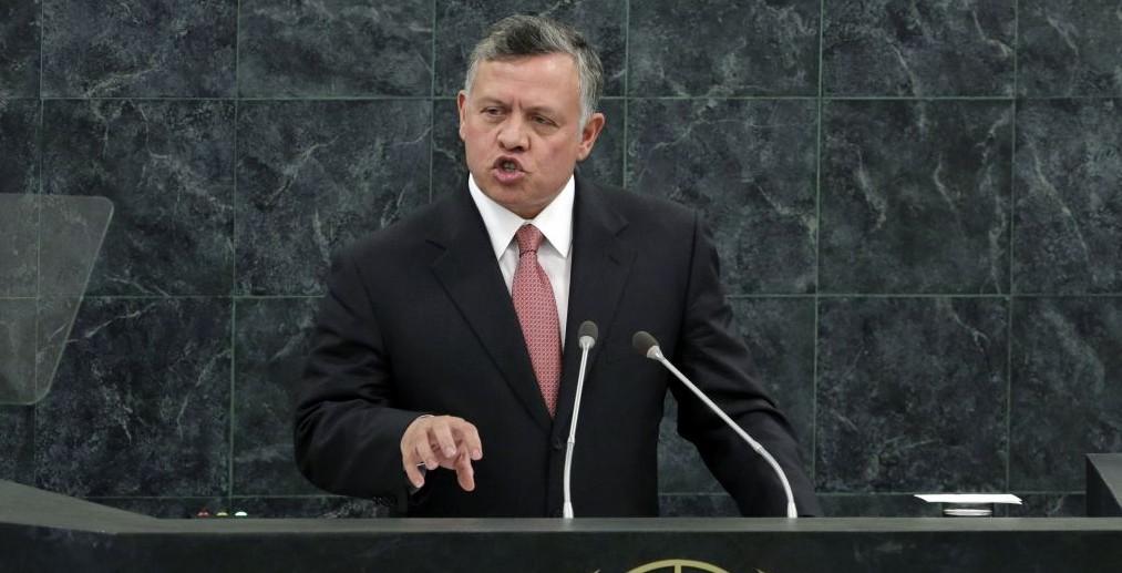 Image result for King Abdullah UNGA
