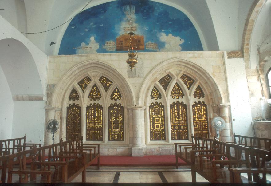 Ben-Zakkai Synagogue (photo credit: Shmuel Bar-Am)