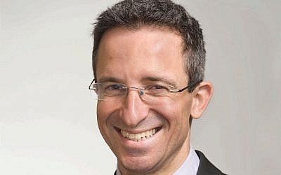 Dr. Tal Ben-Shahar, one of Core18's three co-chairs. (photo credit: courtesy Core18).