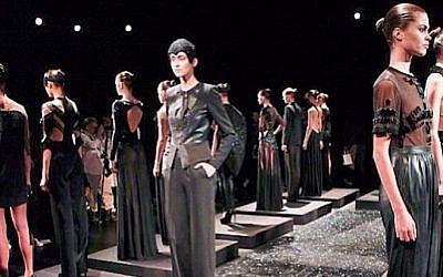 A run-through of Alon Livne's runway show for New York Fashion Week (Courtesy Alon Livne Instagram)