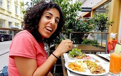Yam Levy, 23, from Lapid in central Israel, went missing in Germany on September 10, 2013. Her body was found September 19 on a mountain trail in a town 200 kilometers from Munich. (photo credit: Searching for Yam Levy/Facebook)